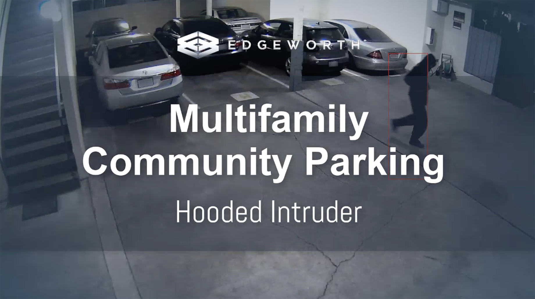 Edgeworth's Voice Down Warnings Deter Crime in Community Parking Garages