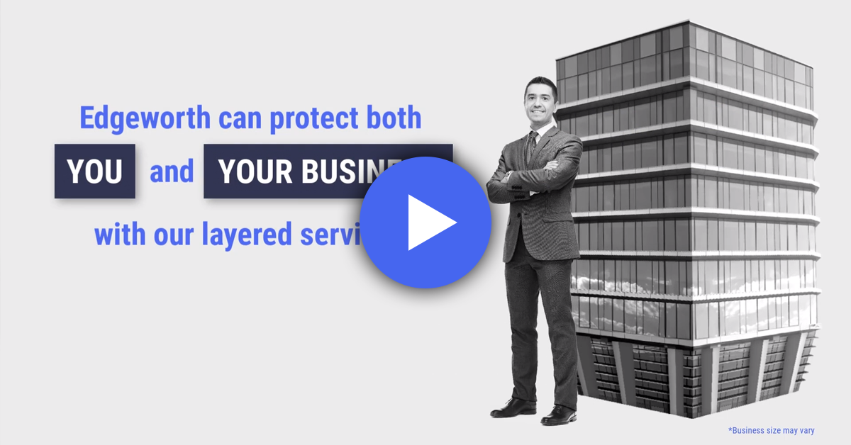 How Does Edgeworth Security Create Layers of Protection Against Threats?