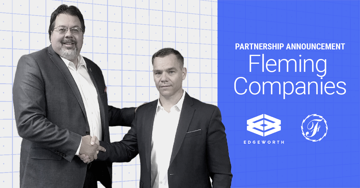 Edgeworth Partners with Fleming Companies
