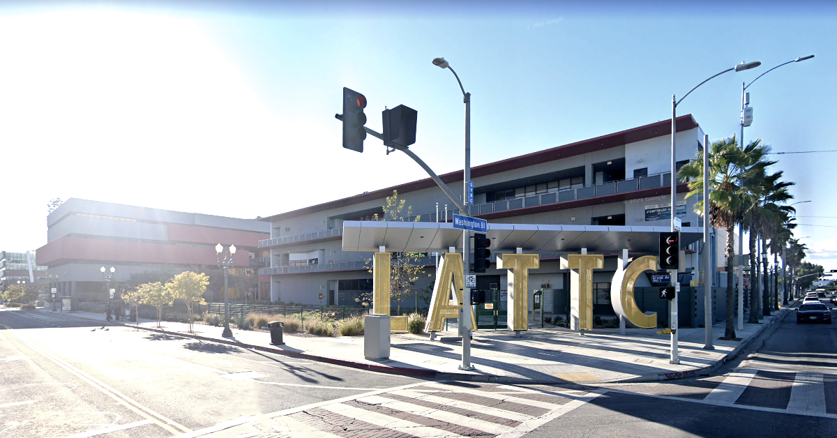 Los Angeles Trade Tech College Security System Integration