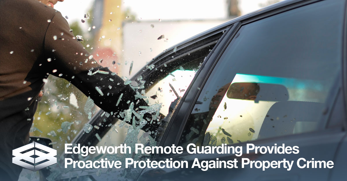 New Technologies Like Remote Guarding Protect Against Smash and Grab Thefts